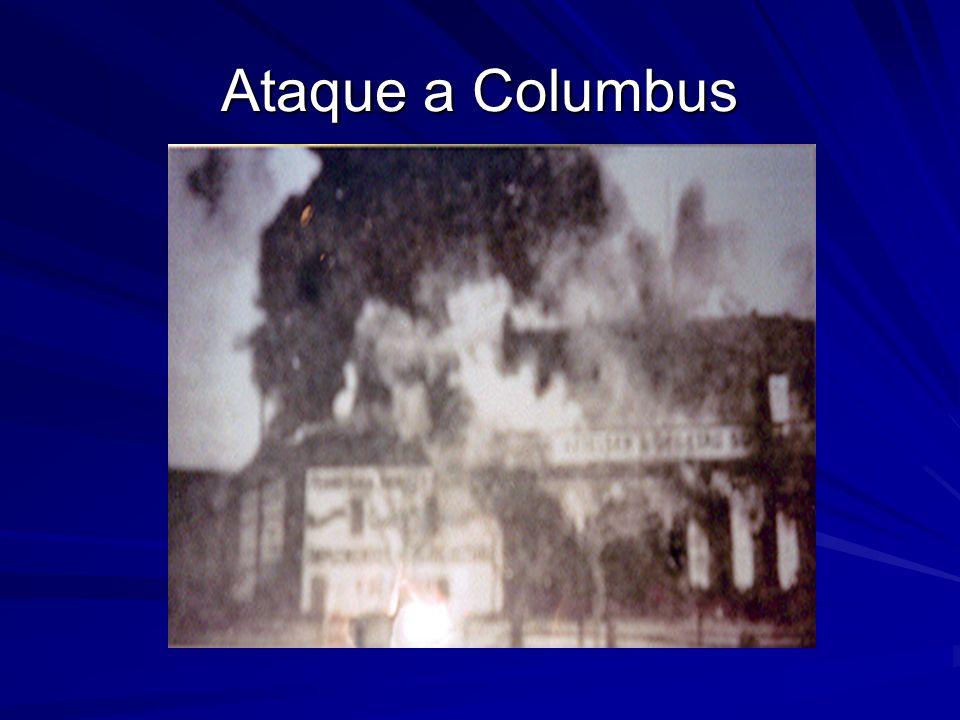 Ataque a Columbus