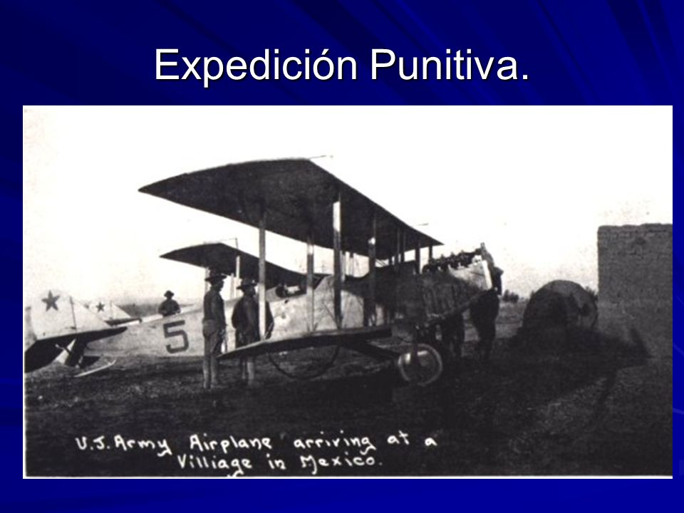Expedición Punitiva.