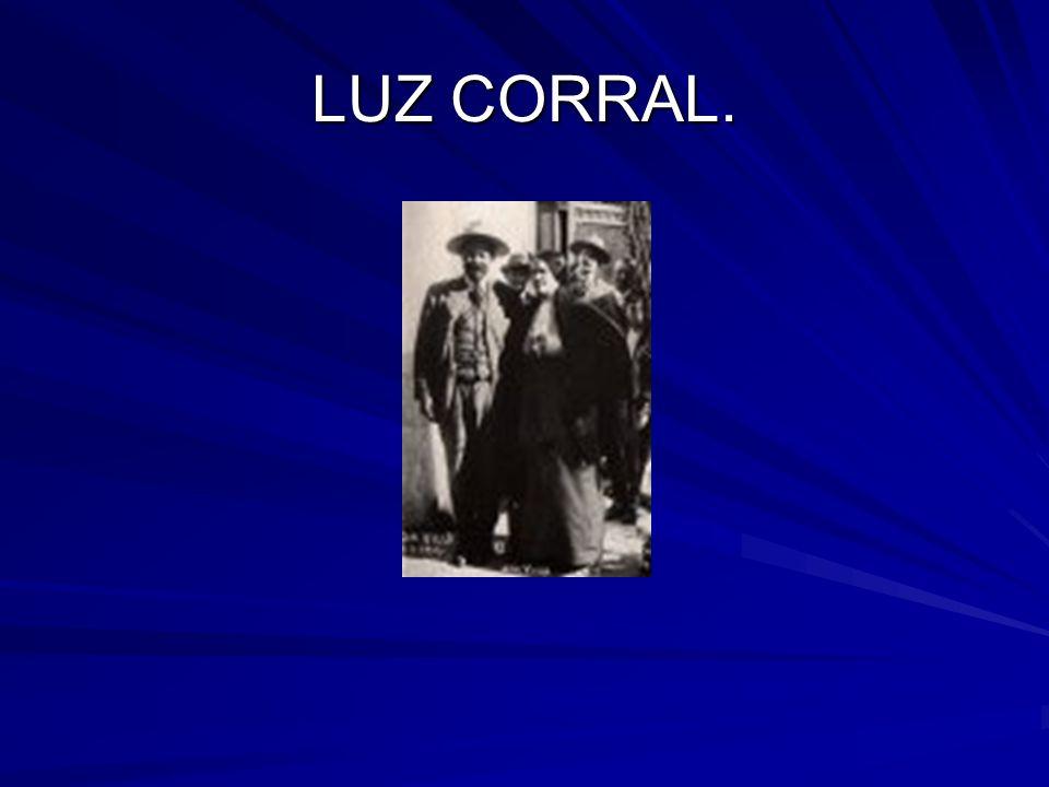 LUZ CORRAL.