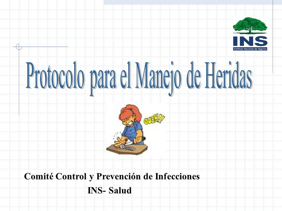 Comité Control y Prevención de Infecciones