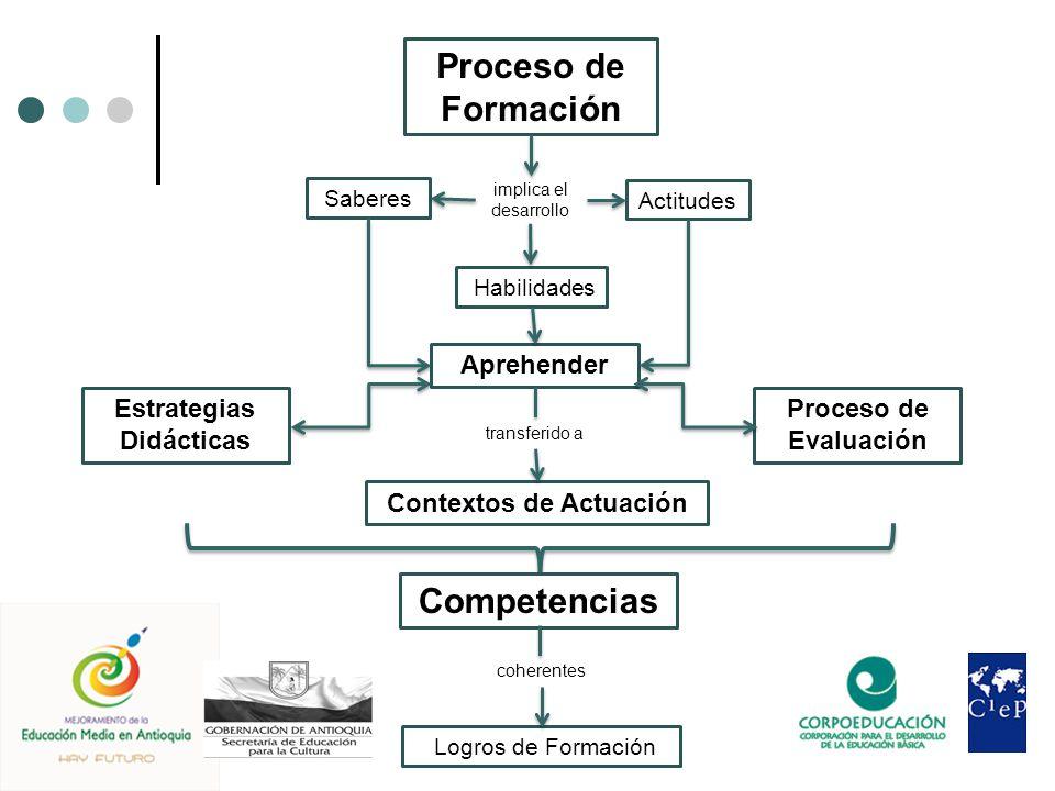 Estrategias Didácticas Contextos de Actuación