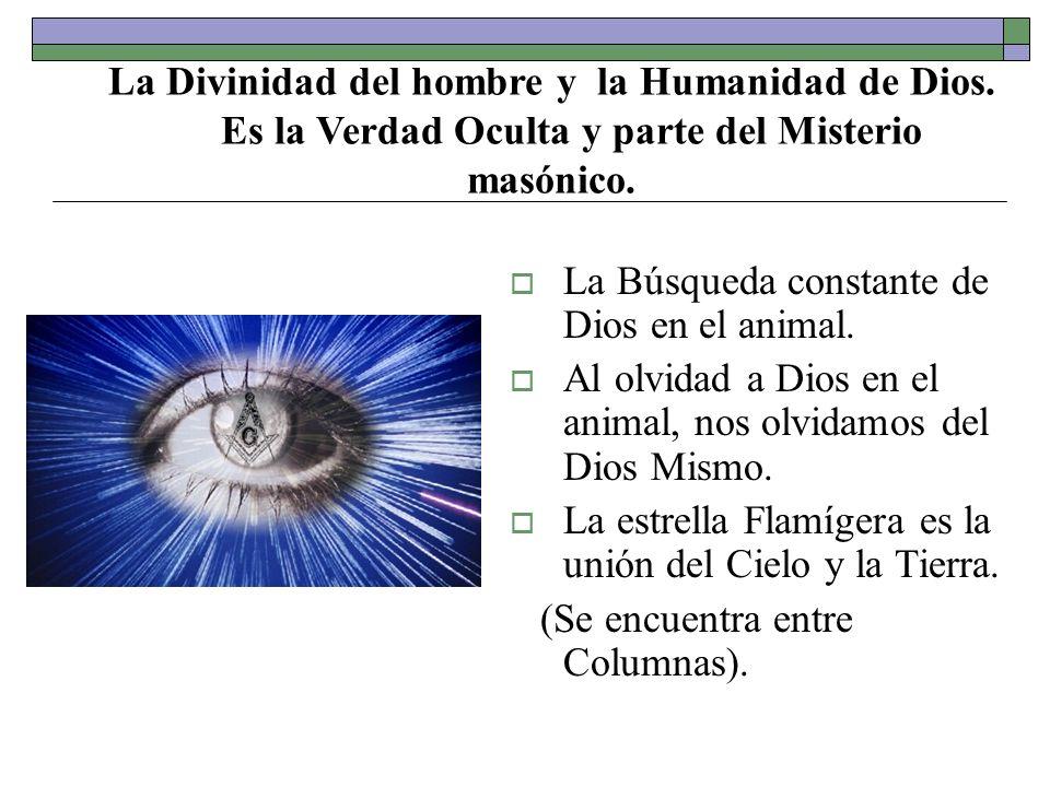 La Divinidad del hombre y la Humanidad de Dios