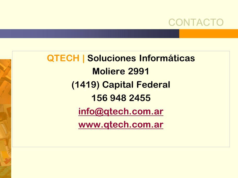 QTECH | Soluciones Informáticas