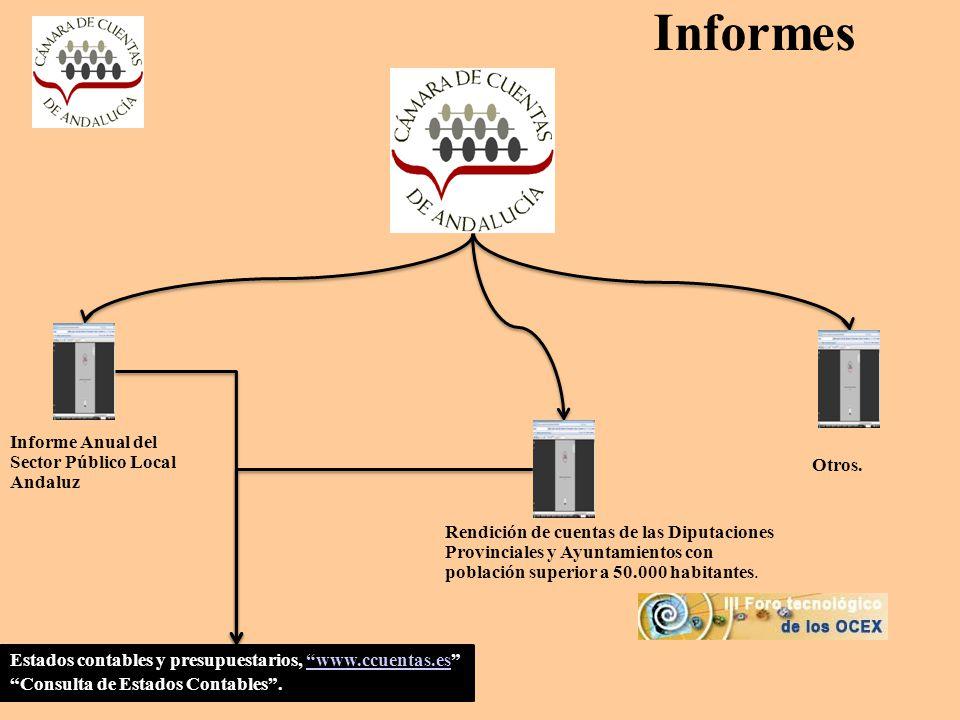 Informes Informe Anual del Sector Público Local Andaluz Otros.