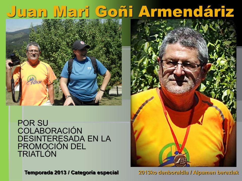 Juan Mari Goñi Armendáriz
