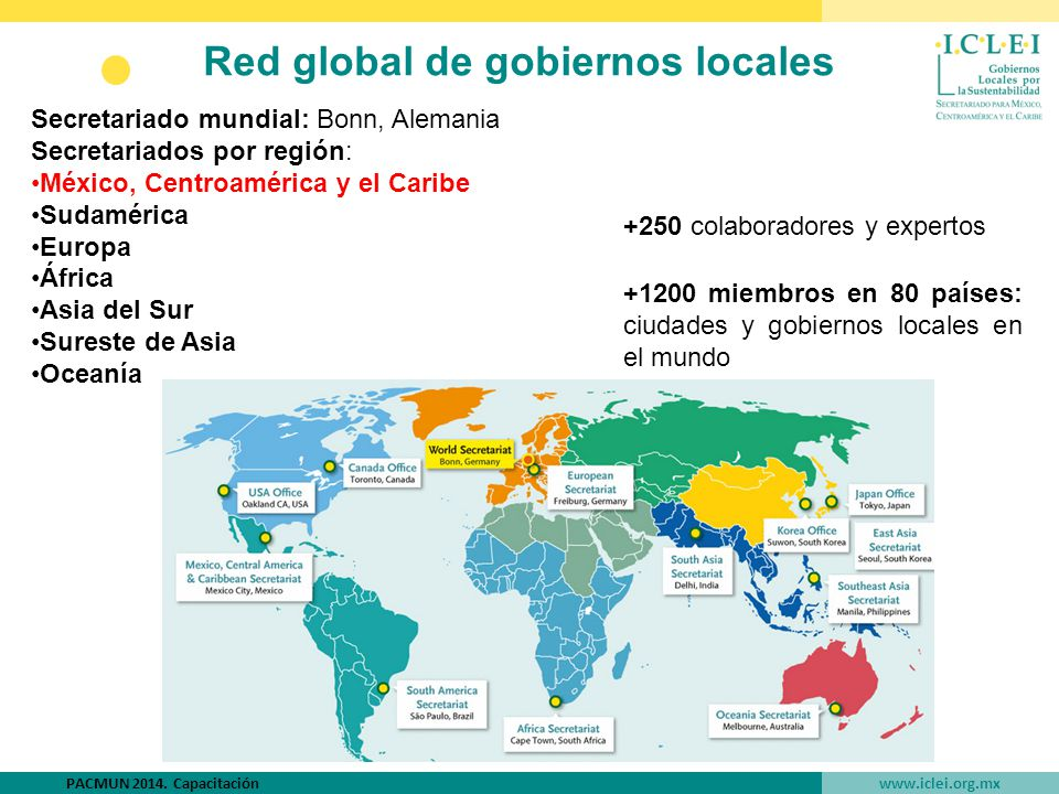 Red global de gobiernos locales