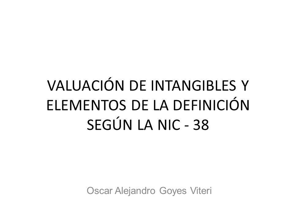 Oscar Alejandro Goyes Viteri