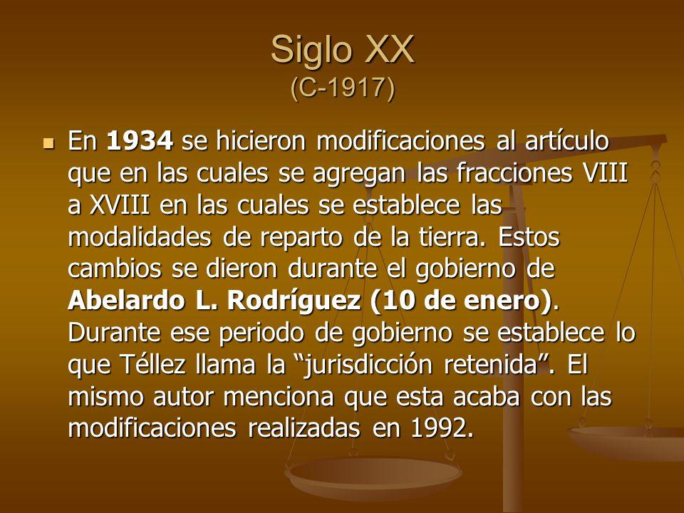 Siglo XX (C-1917)