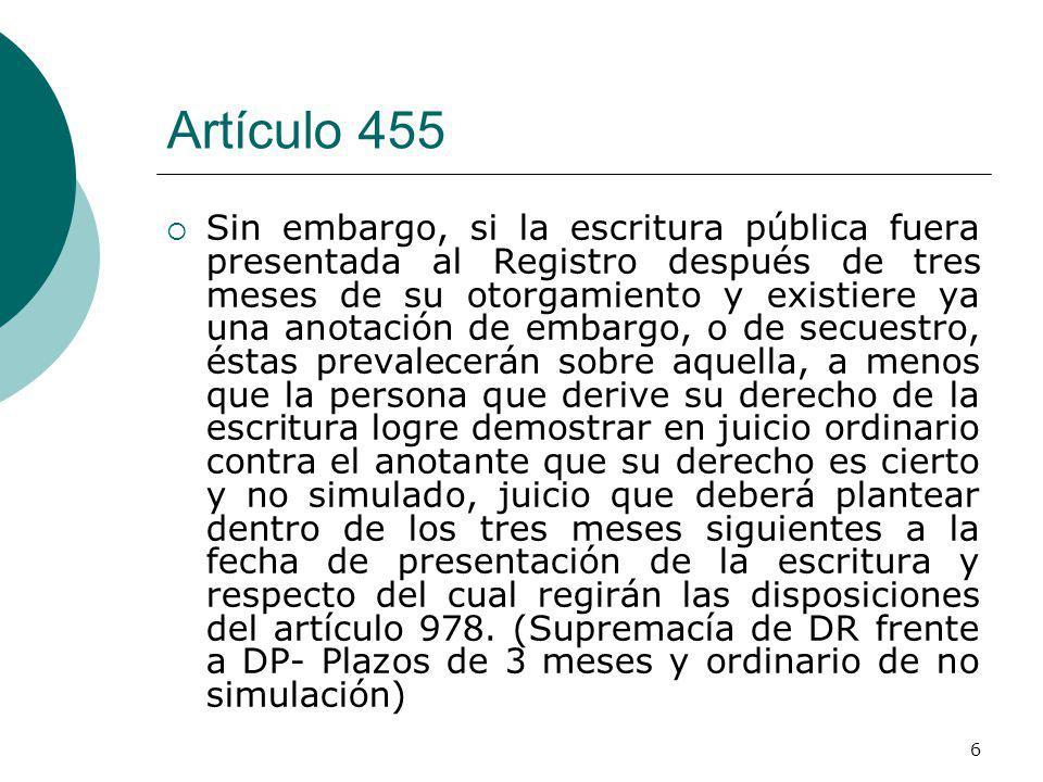 Artículo 455