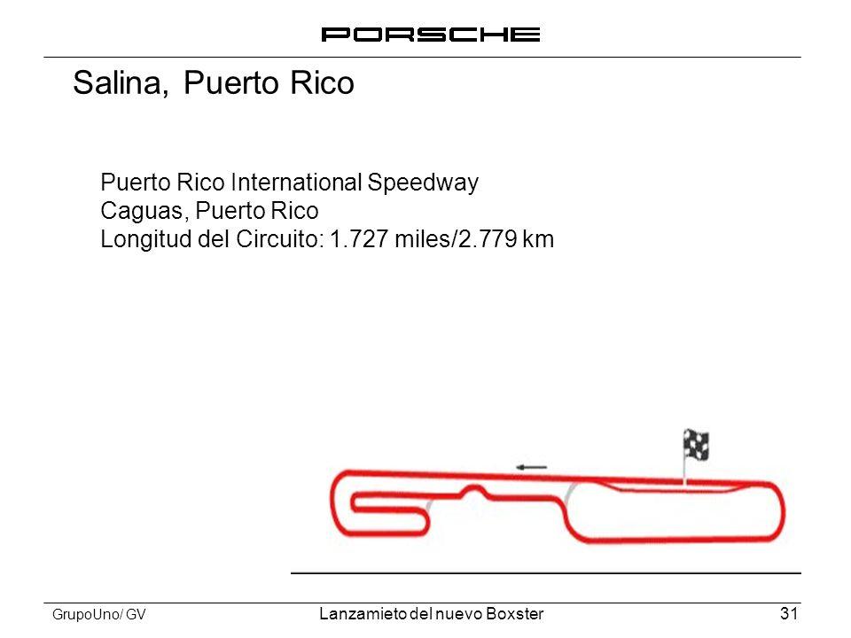 Salina, Puerto Rico Puerto Rico International Speedway