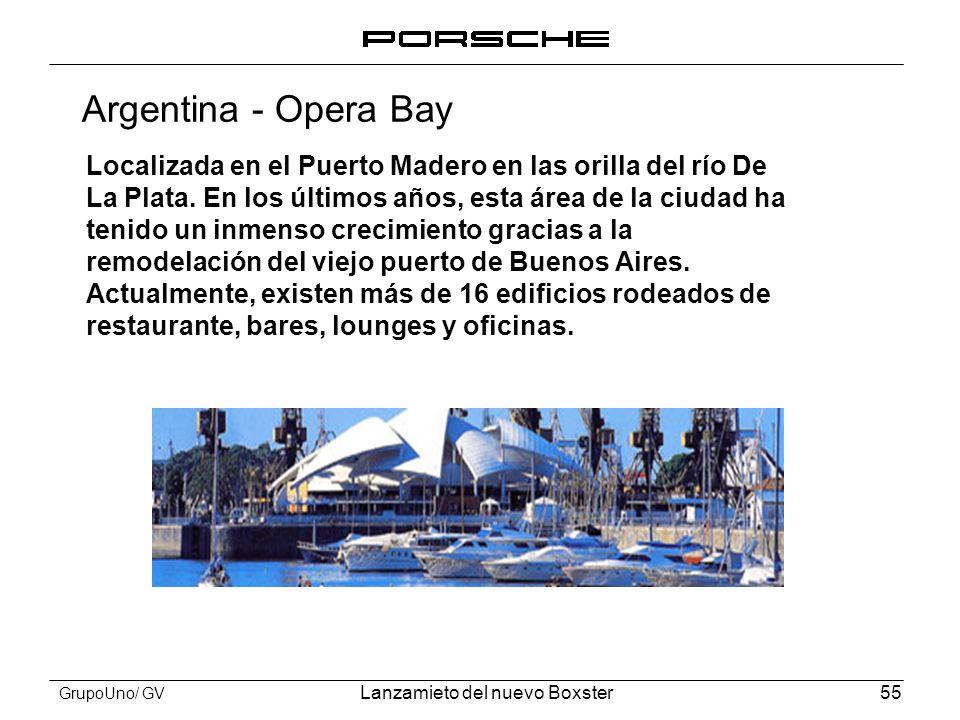 Argentina - Opera Bay