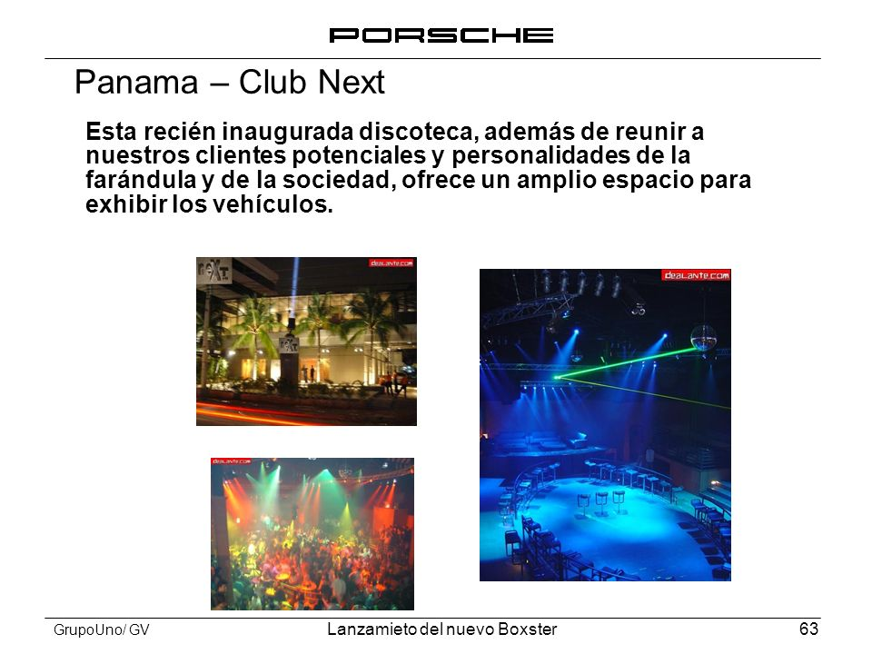 Panama – Club Next