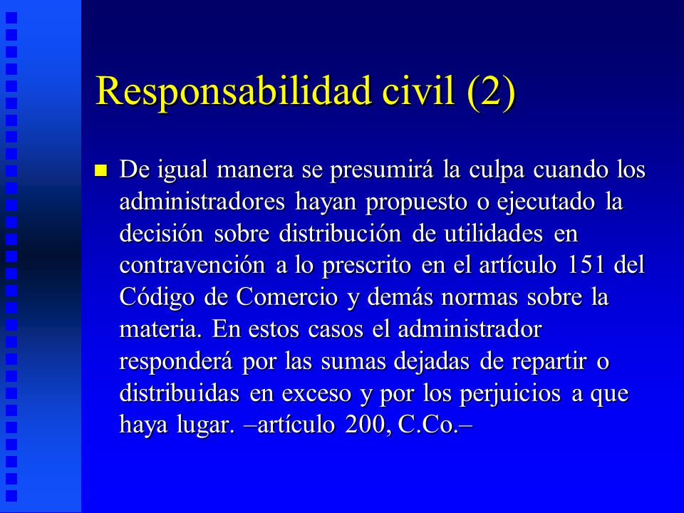 Responsabilidad civil (2)