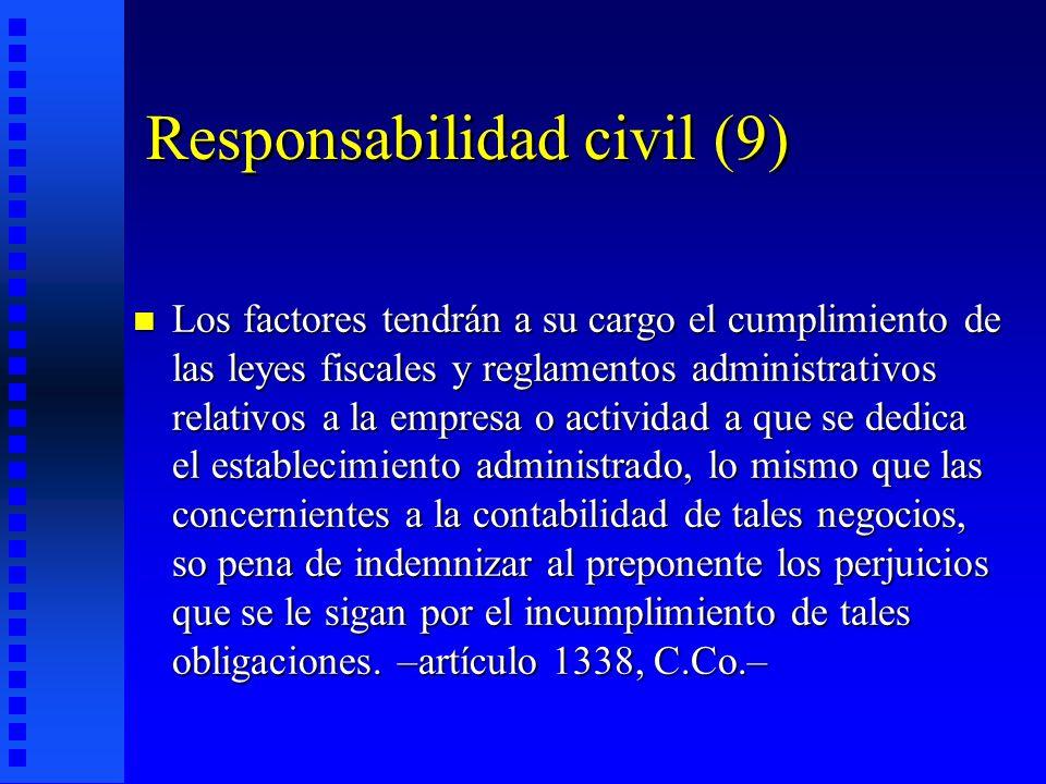 Responsabilidad civil (9)