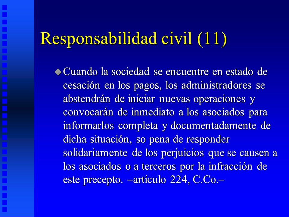 Responsabilidad civil (11)