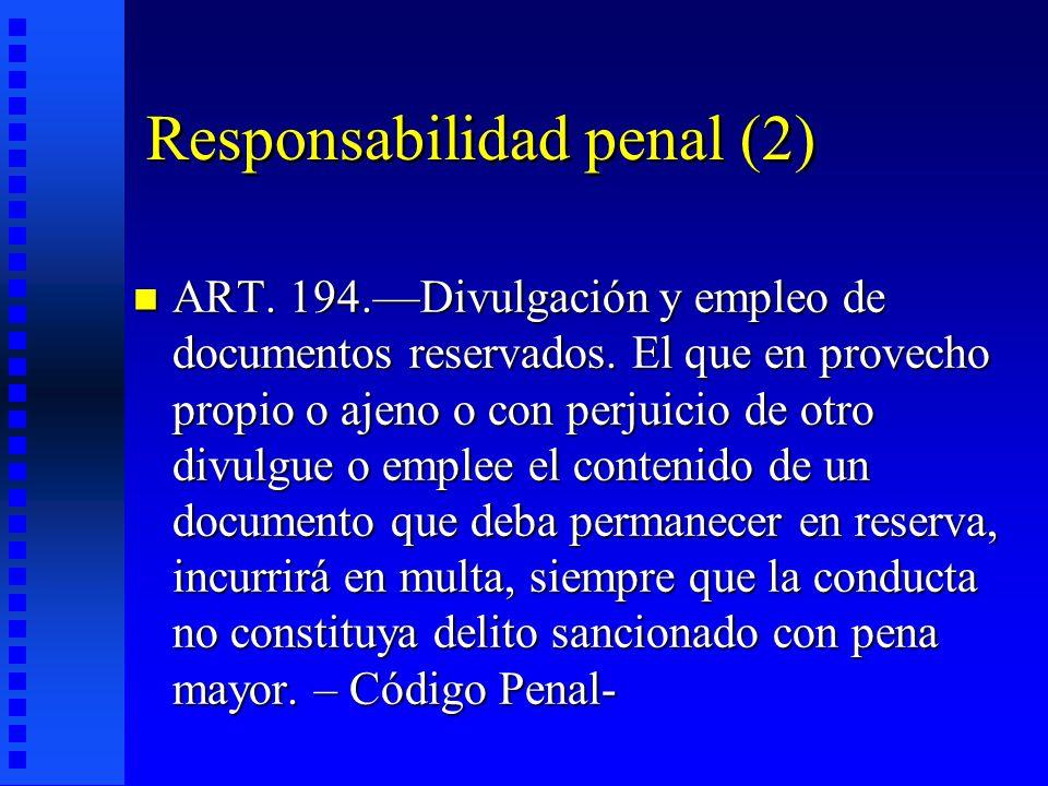Responsabilidad penal (2)