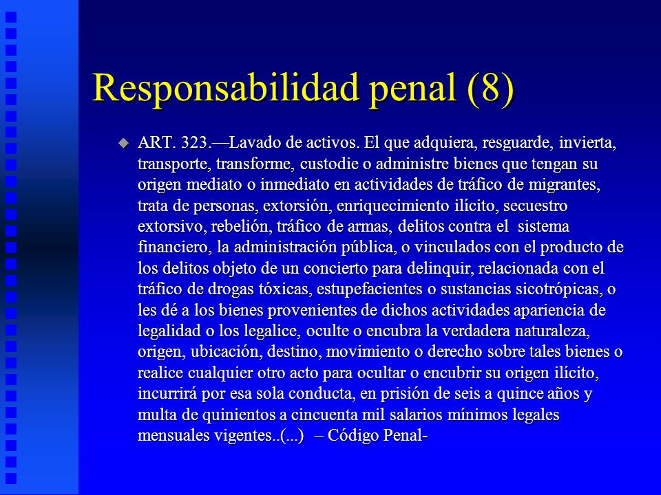 Responsabilidad penal (8)
