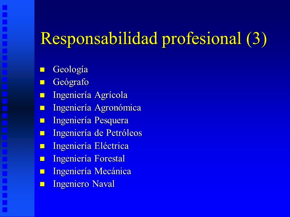 Responsabilidad profesional (3)