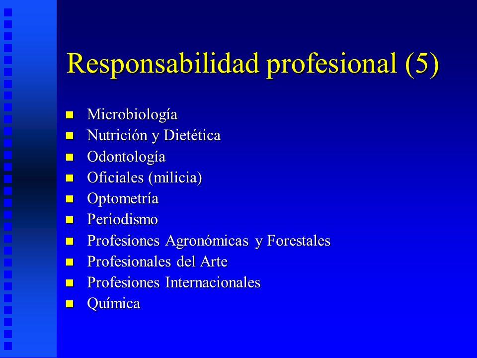 Responsabilidad profesional (5)