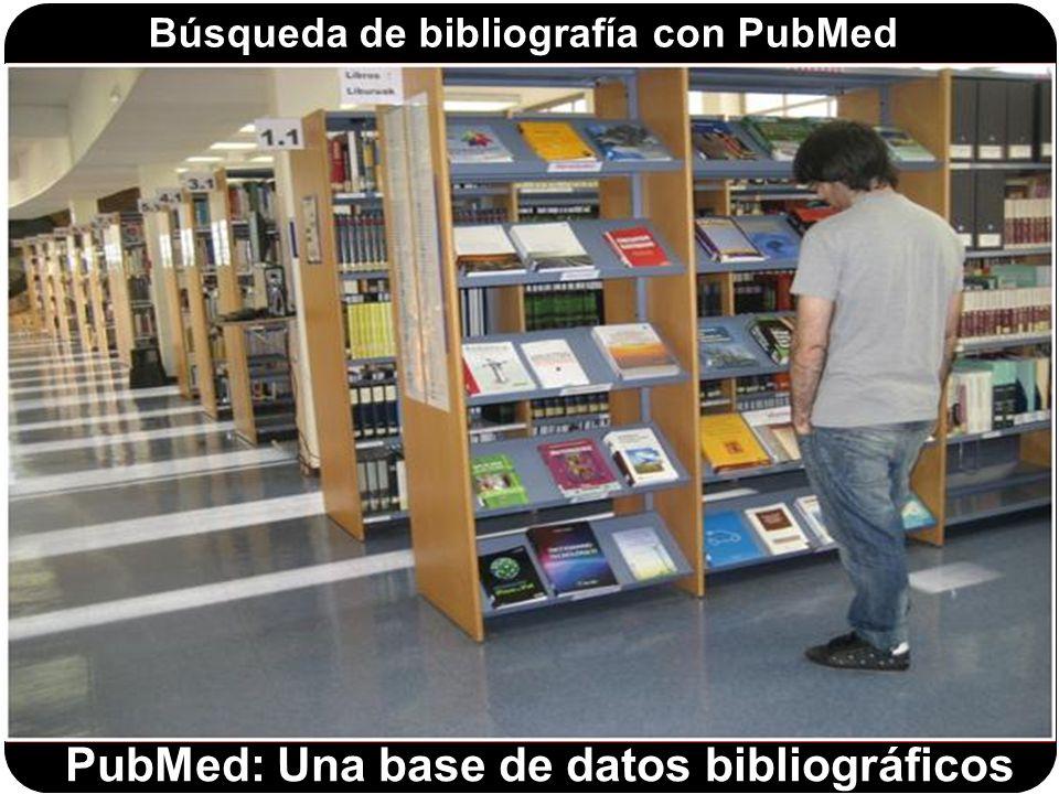 PubMed: Una base de datos bibliográficos