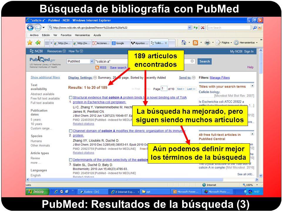 PubMed: Resultados de la búsqueda (3)
