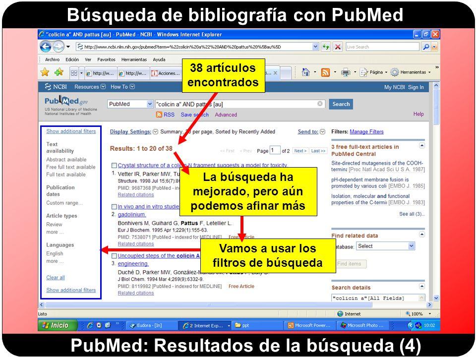 PubMed: Resultados de la búsqueda (4)