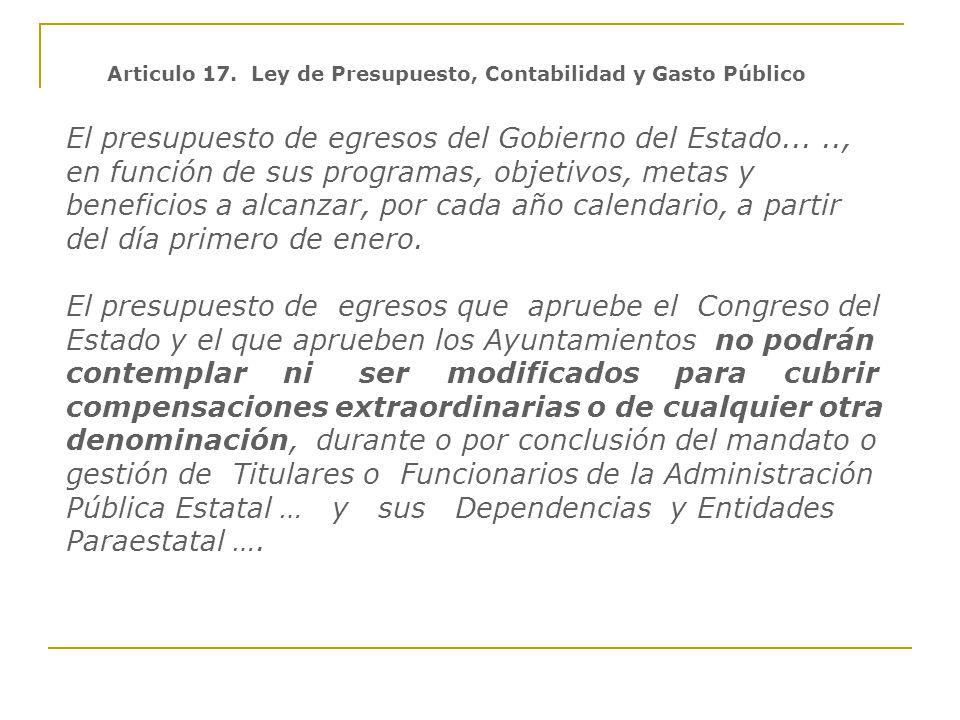 Articulo 17.