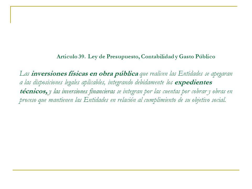 Articulo 39.