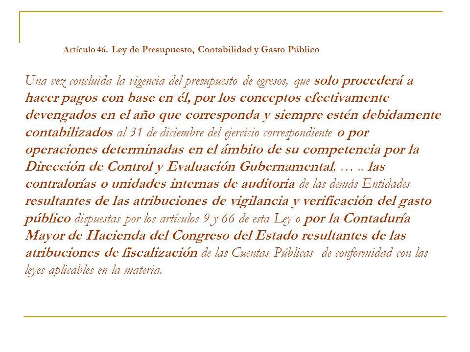 Artículo 46.