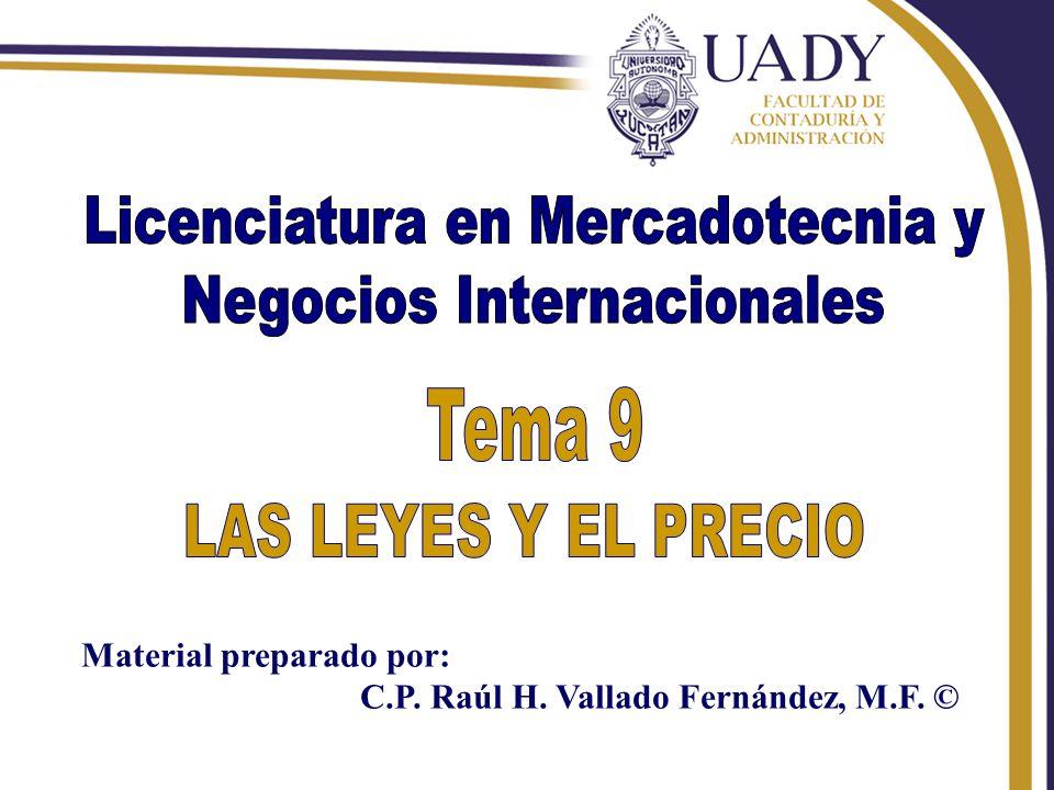 C.P. Raúl H. Vallado Fernández, M.F. ©