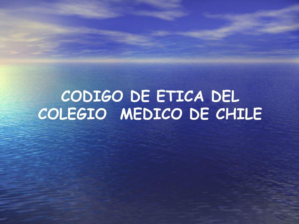 COLEGIO MEDICO DE CHILE