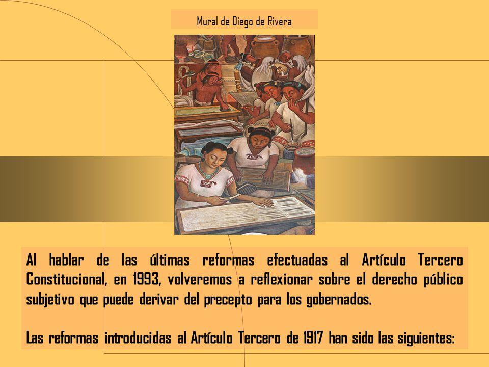 Mural de Diego de Rivera