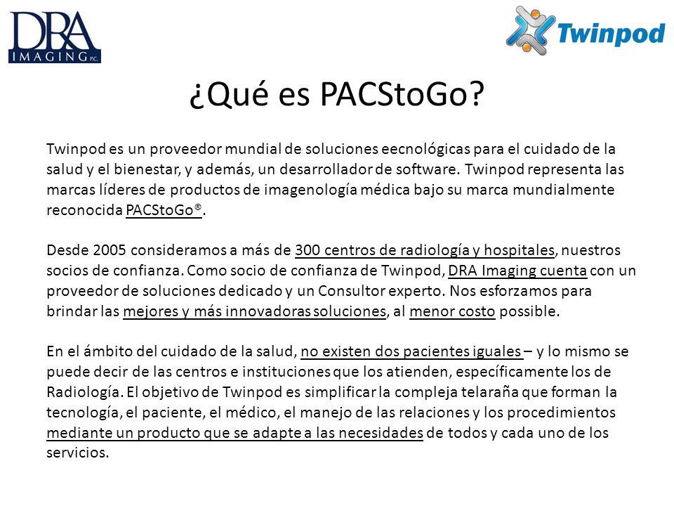 ¿Qué es PACStoGo