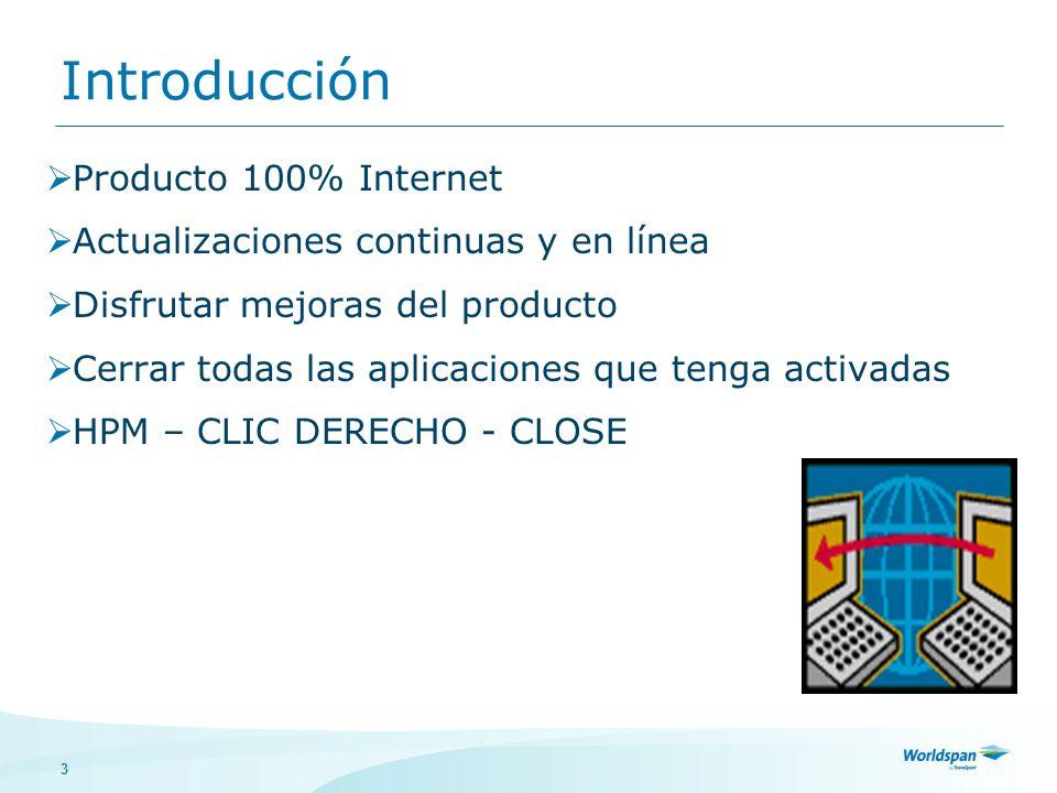 Introducción Producto 100% Internet