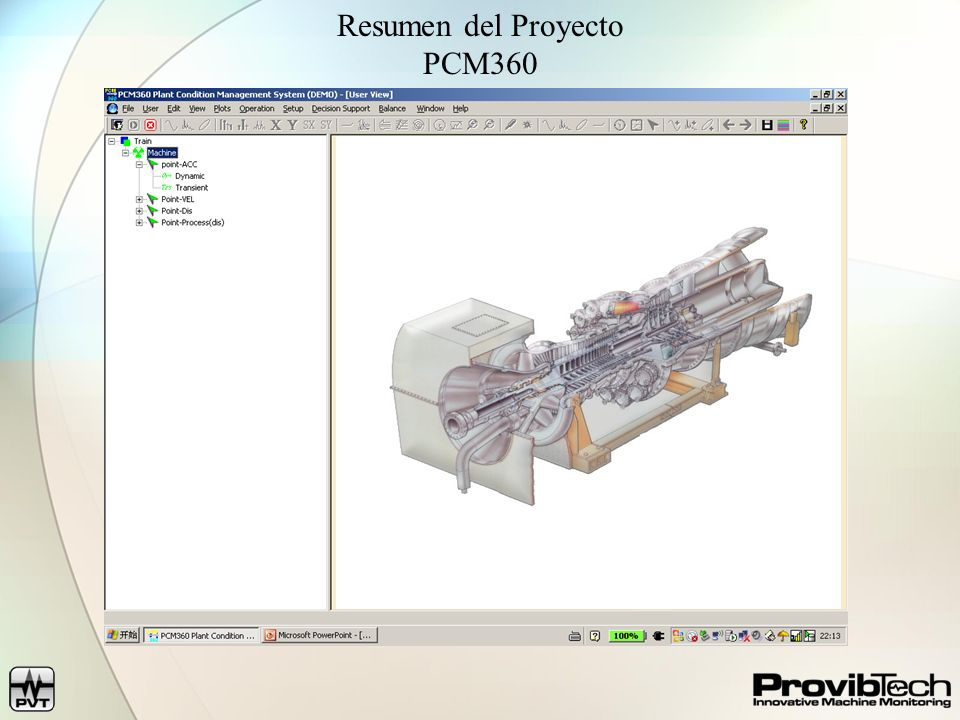 Resumen del Proyecto PCM360