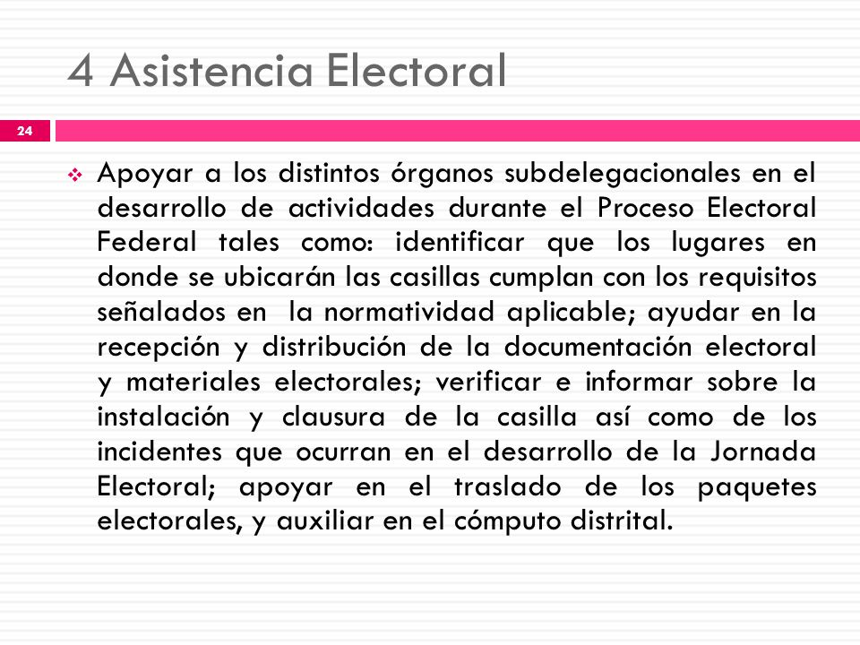 4 Asistencia Electoral