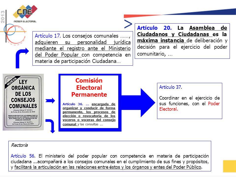 Comisión Electoral Permanente