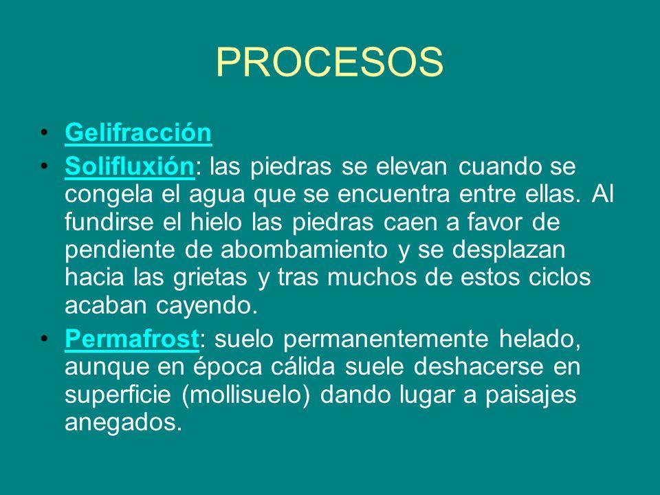 PROCESOS Gelifracción