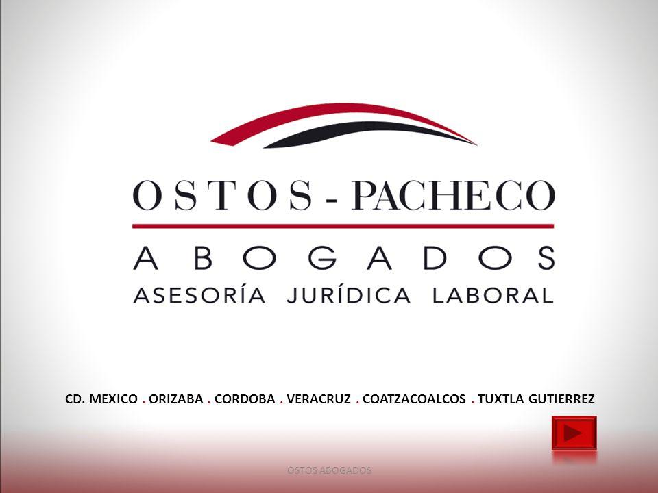 CD. MEXICO . ORIZABA . CORDOBA . VERACRUZ . COATZACOALCOS . TUXTLA GUTIERREZ