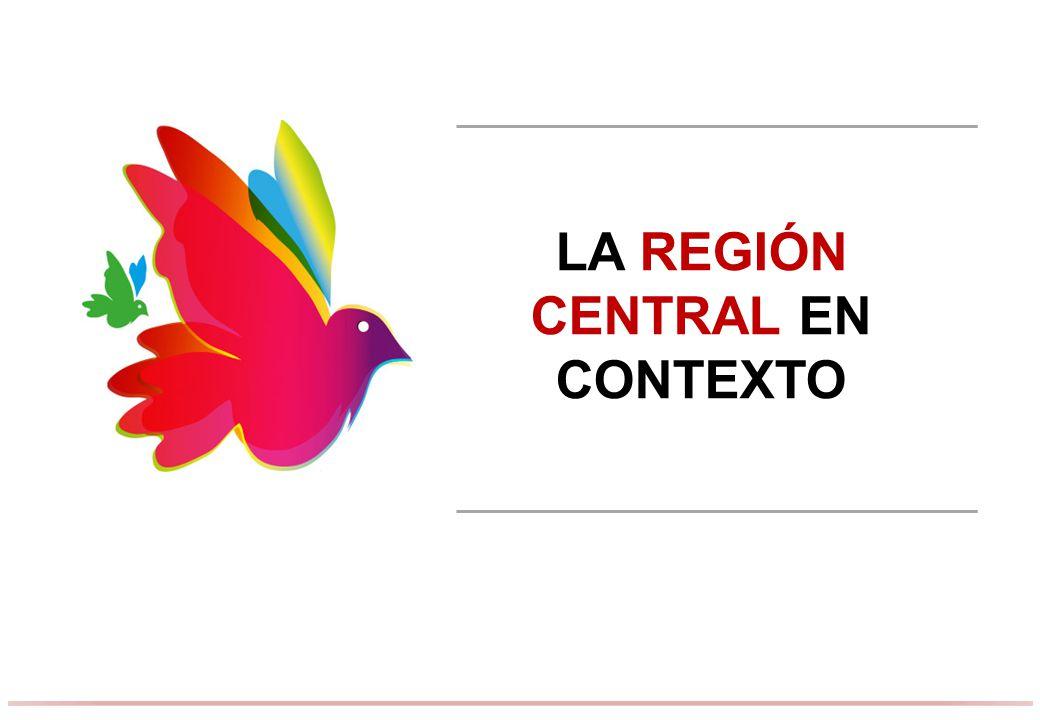 LA REGIÓN CENTRAL EN CONTEXTO