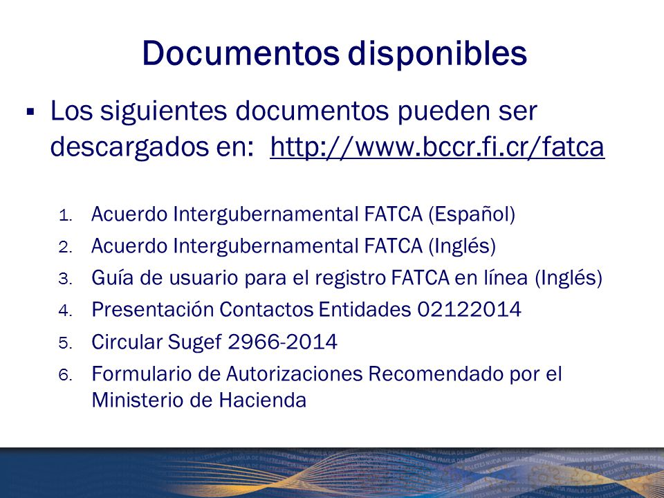 Documentos disponibles