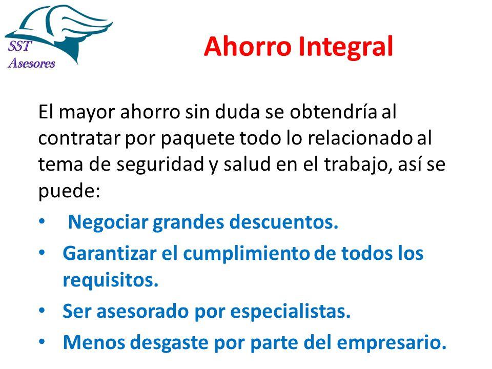 Ahorro Integral