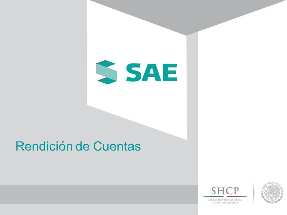 PRESENTACIÓN 2013 Rendición de Cuentas