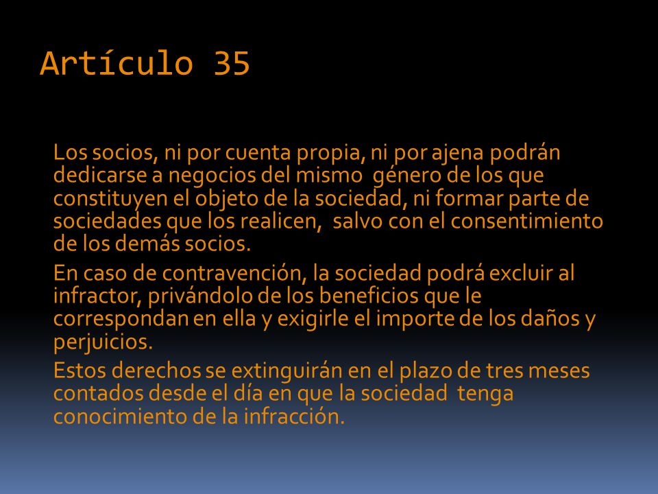 Artículo 35