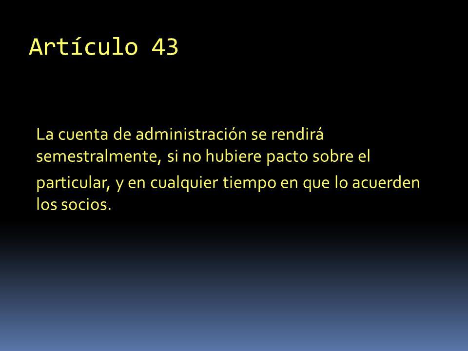 Artículo 43