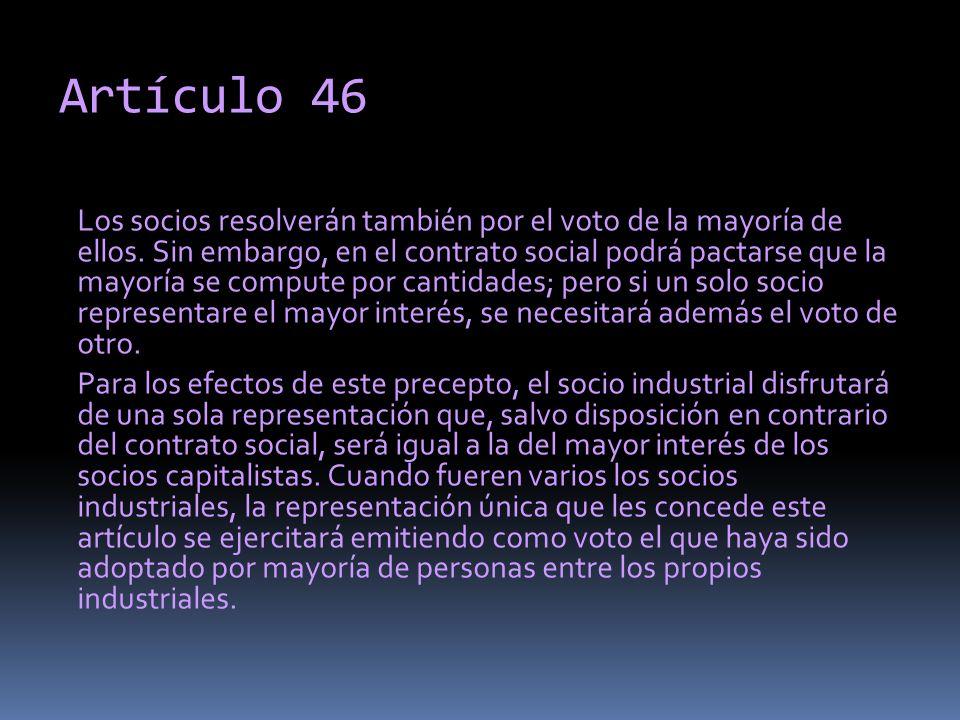 Artículo 46