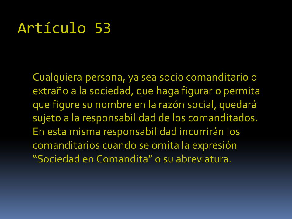 Artículo 53