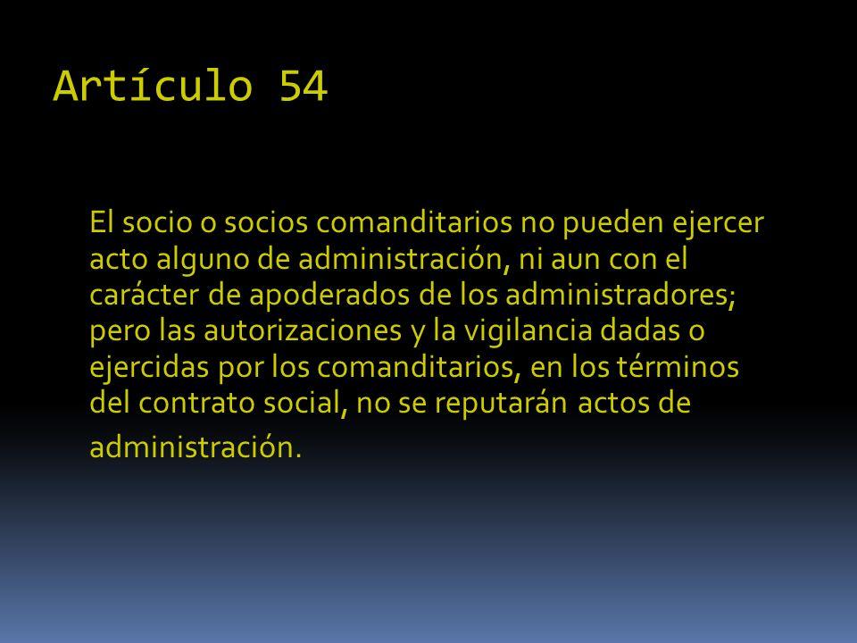 Artículo 54