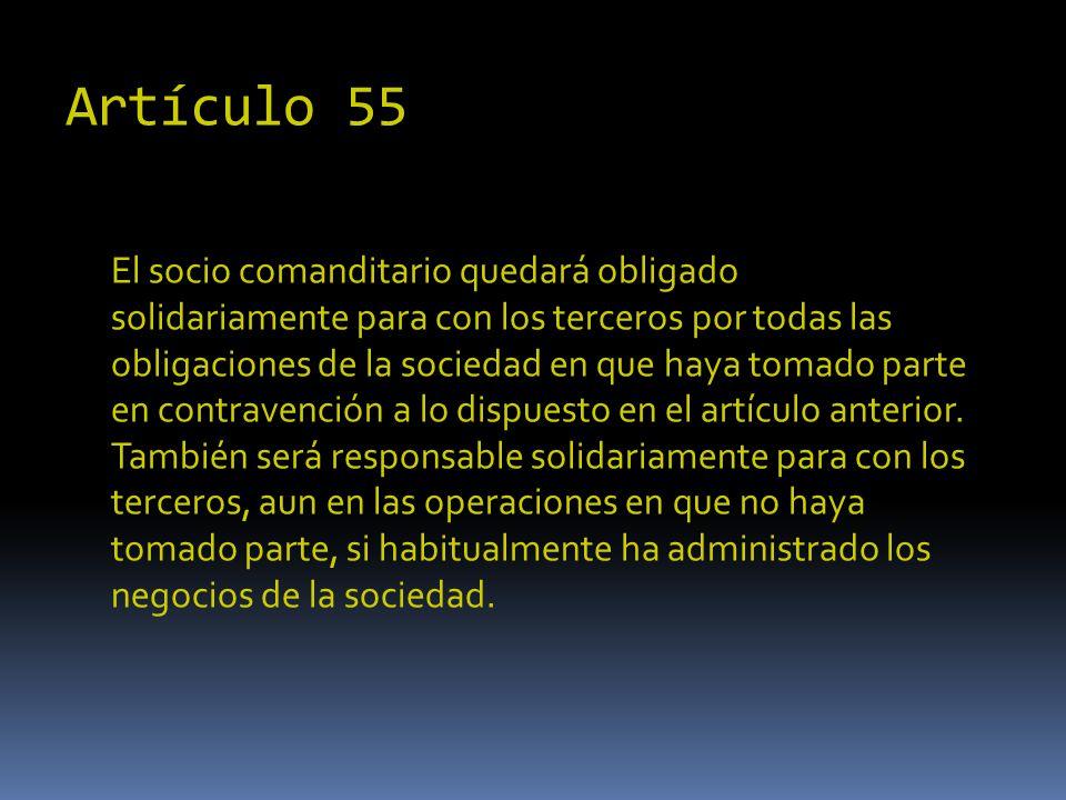 Artículo 55