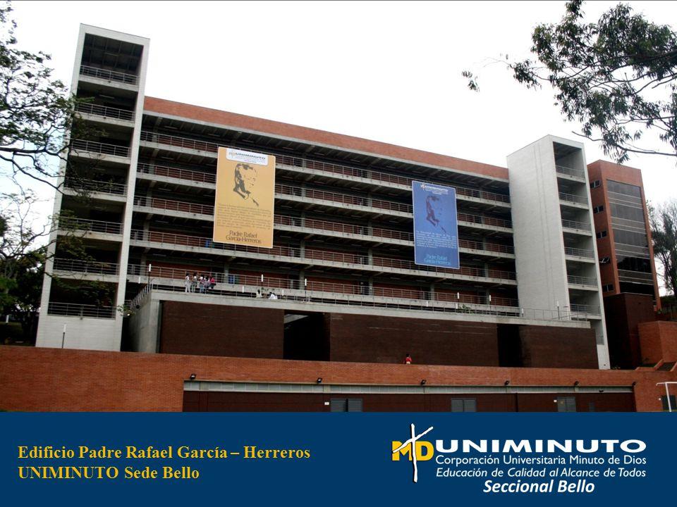 Edificio Padre Rafael García – Herreros